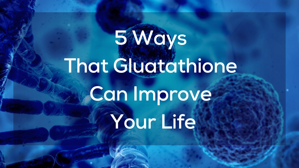 foto de Here Are The Revealed 5 Ways That Glutathione Can Improve