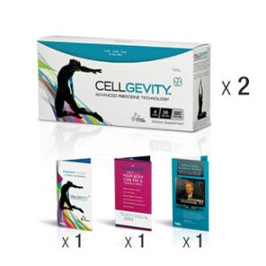 CELLGEVITY 1WK PERSONAL PACK